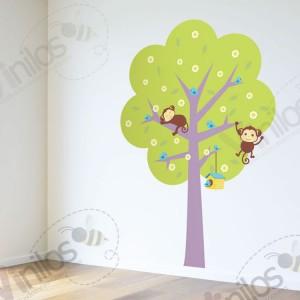Monkey 01 - 120 cm x 180 cm