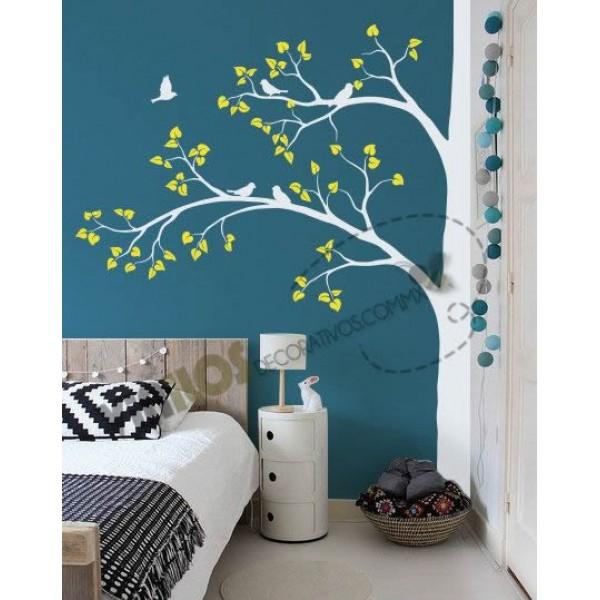 rboles 19 140 cm x 200 cm. Black Bedroom Furniture Sets. Home Design Ideas