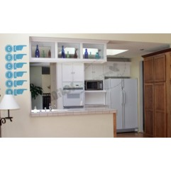 Cocinas 09- 55 cm x 130 cm