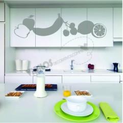 Cocinas 22- 55 cm x 200 cm