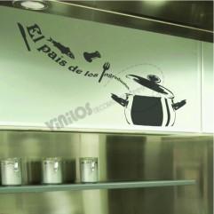 Cocinas 23- 55 cm x 110 cm