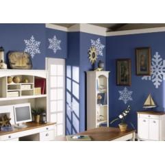 Kit Decorativo 08 - 3 piezas de 30 cm x 30 cm y 4 piezas de 10 cm x 10 cm