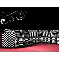 Style Curves 02 - 55 cm x 121 cm