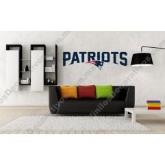 Patriots 01 - 55 cm x 200 cm