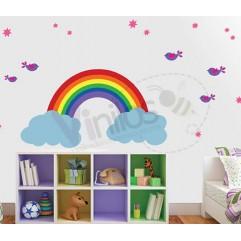 Infantiles Niña 01 - Cubre hasta 2 metros cuadrados