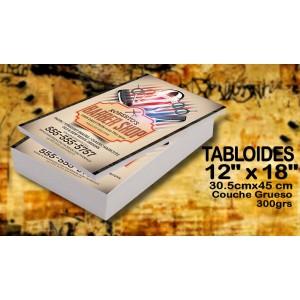 Impresión de Tabloides